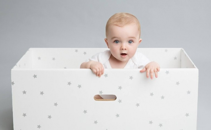 Baby Boxes for Mums-to-be in need