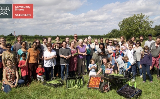 Sutton Community Farm Share Offer 2017