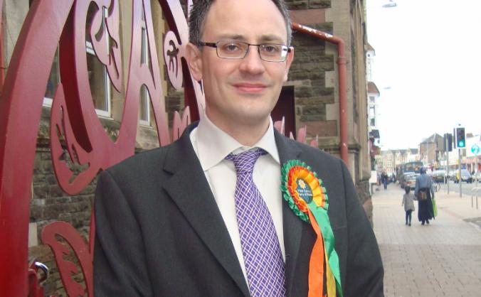 Elect Martin Pollard for Cardiff Central