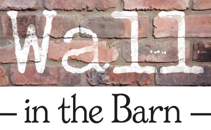 Wall In The Barn