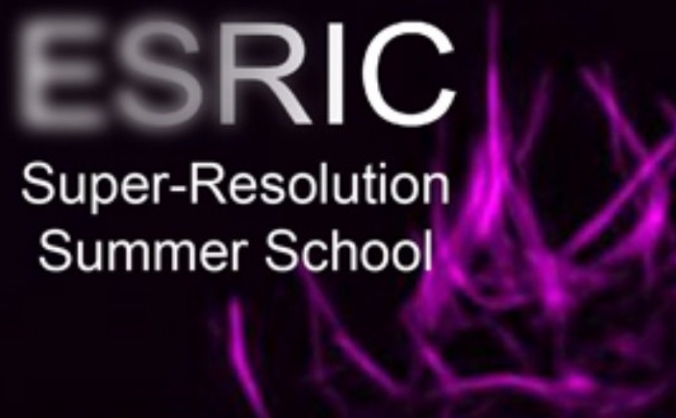 Attending to ESRIC Super-Resolution Summer School