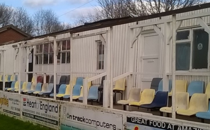 Knowle FC - Repairs to Clubhouse