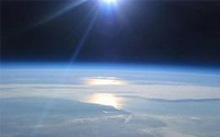 Balloon to the edge of Space.