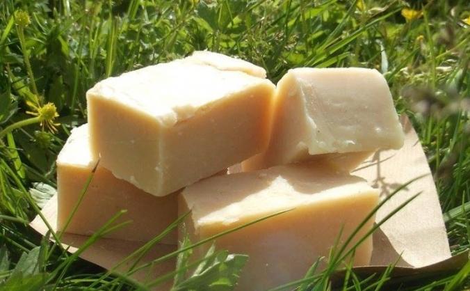 Love From Shetland Handmade Goats Milk Soaps