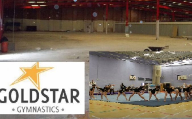 Goldstar Gymnastics New Premises