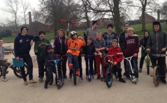 Derby Skate park