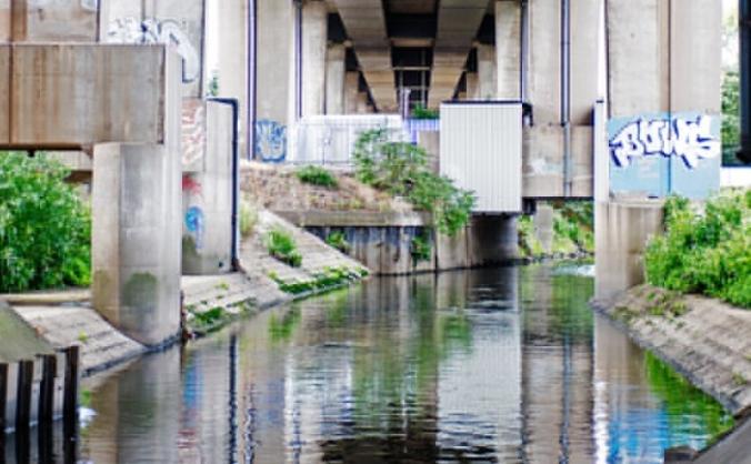 Tamed - turn flood defences into works of art!