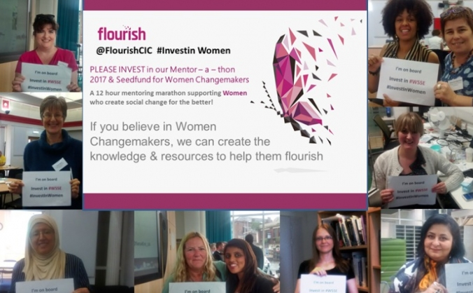 #InvestinWomen -changing the world for the better