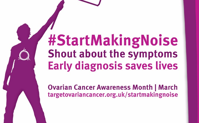 Women Ovarian Cancer Fundraise