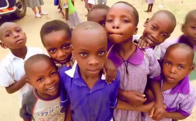 Limited Resource Teacher Training Uganda