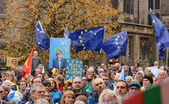 March for Europe: Democracy on Brexit