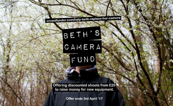 Help Beth replace her camera