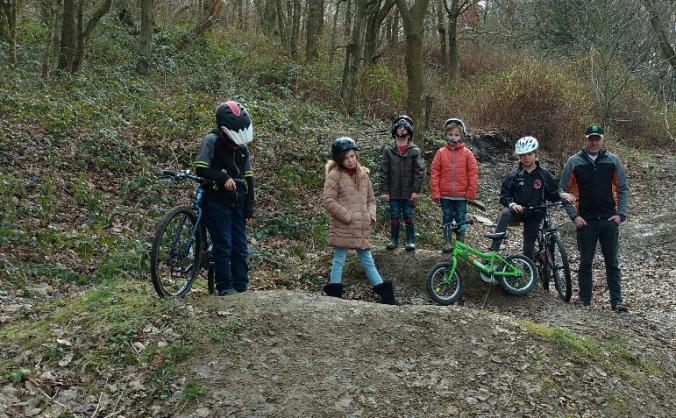 Wellholme Park Jump Spot