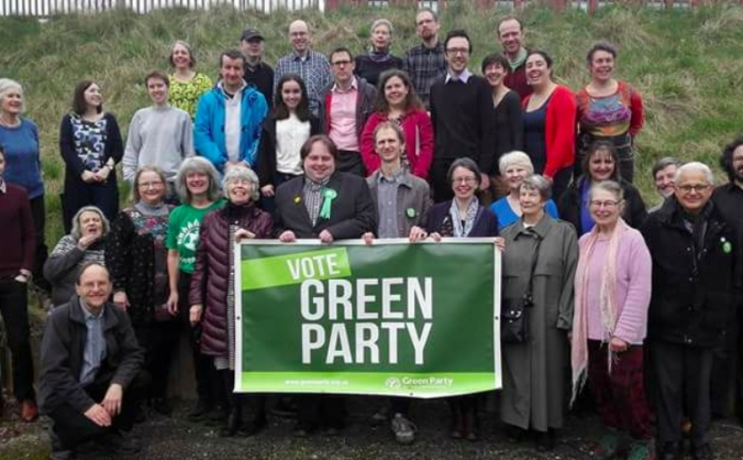 Give everyone in Trafford the chance to vote Green