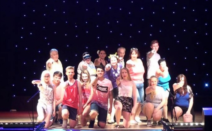 keep our Amateur dramatics group Performing