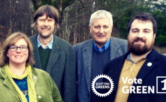 Elect Argyll & Bute's First Green Councillor