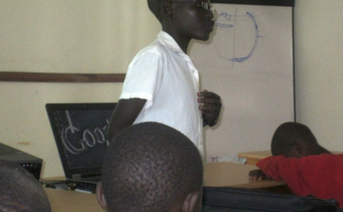 Urban Youth in Uganda Teach ICT to Village Youth