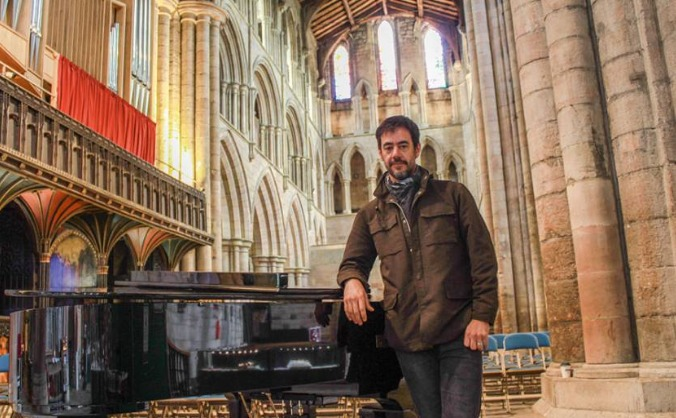 Wide Skies Film Festival in Hexham Abbey 2017