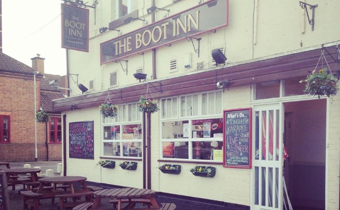 AED for The Boot Inn