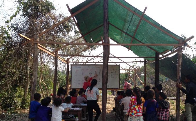 Care For Cambodia