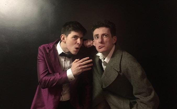 'Squeeze Harder, Zanni!' Edinburgh Fringe 2017