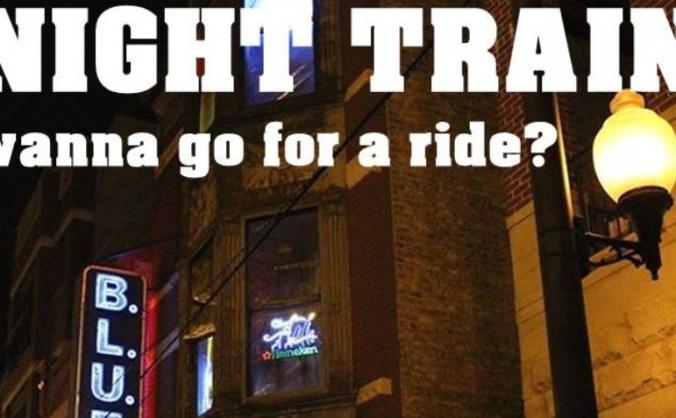 NIGHT TRAIN... SHADOW OF THE NIGHT Rock Opera