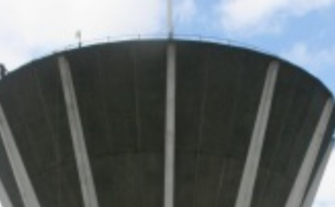 matt fuze abseil at harlow water tower