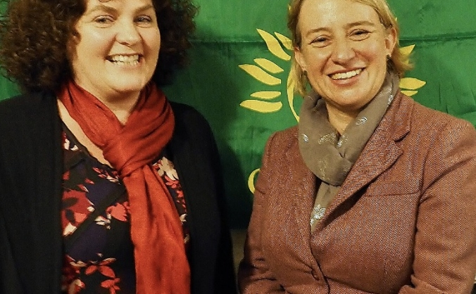 A Green MP for Epsom & Ewell