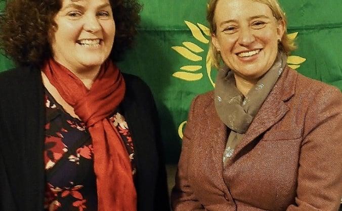 A Green MP for Epsom & Ewell