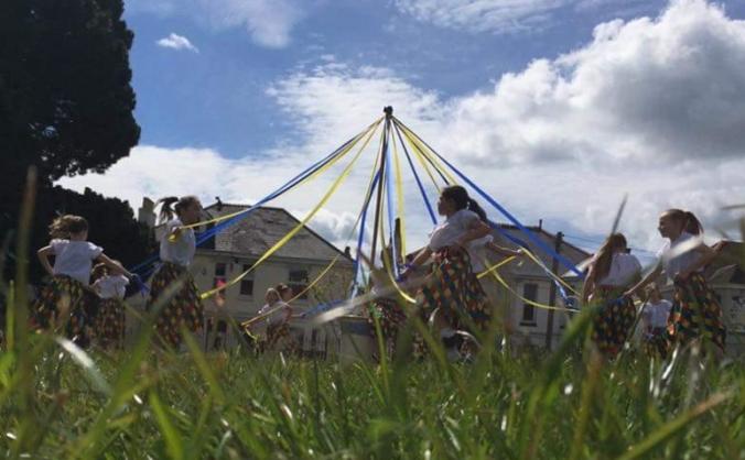 Saltash May Fair 2017