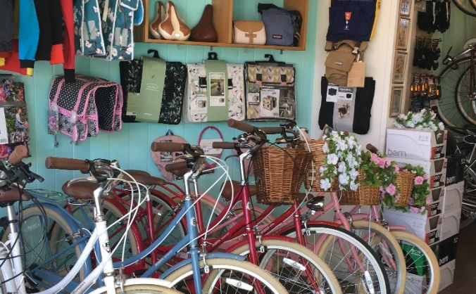Keep East Coast Bicycles alive!