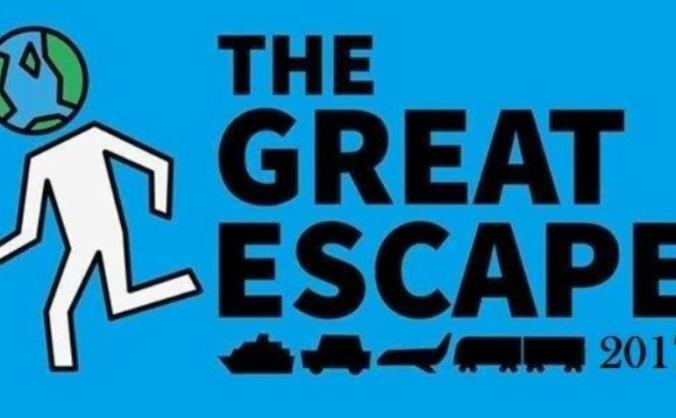 The Great Escape - Location TBA