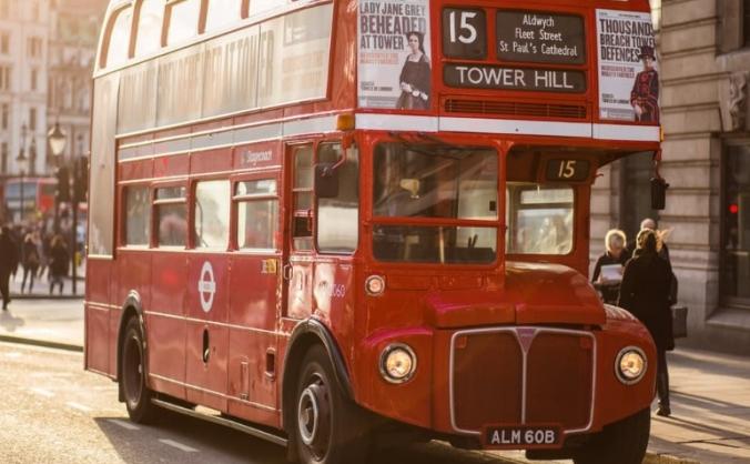 Big Bus Fundraiser