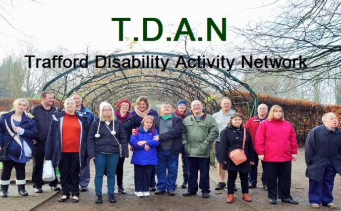 Trafford Disability Activity Network