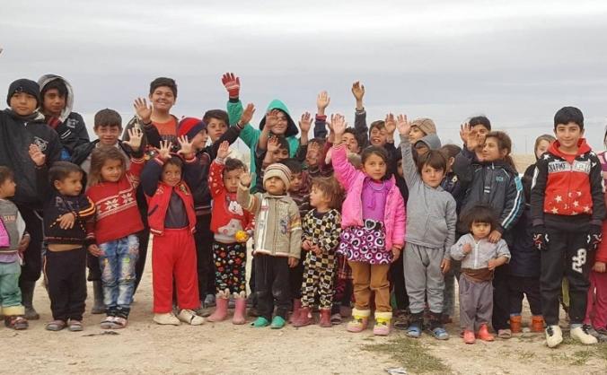 Sponsor Yezidi Families