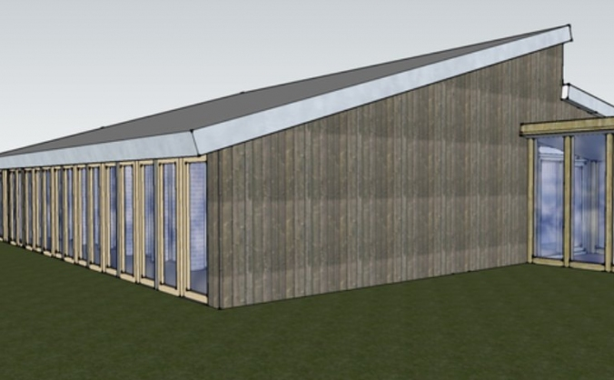 BARK (Boarding And Rescue Kennels) Project
