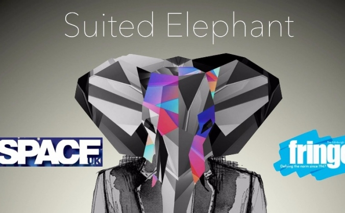 Get Suited Elephant's 'POV' to the Ed Fringe!