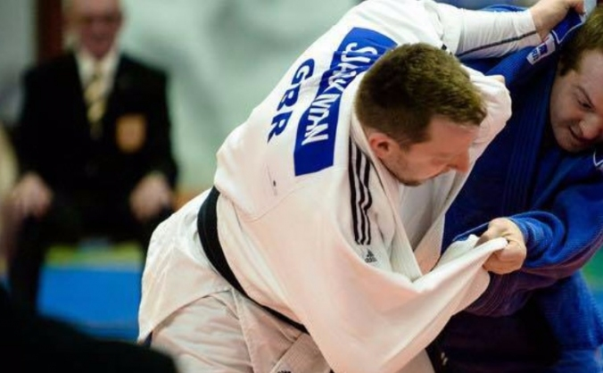 Special Needs (ASD) Judo Player