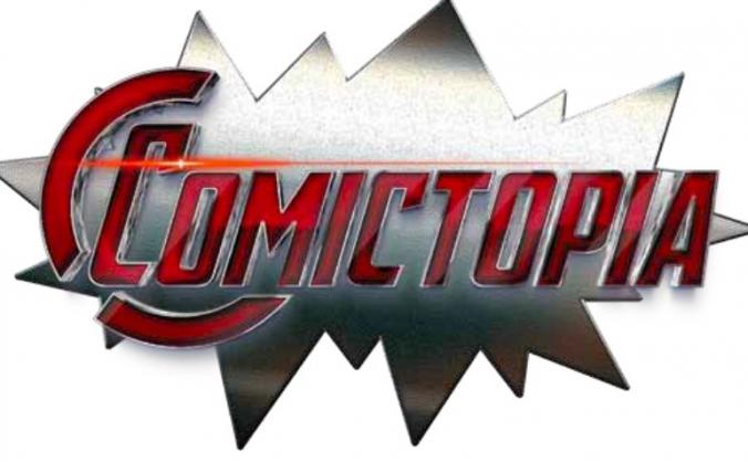 Comictopia tamworth