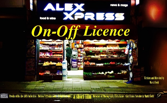 ON-OFF Licence: A Brexit-inspired short film