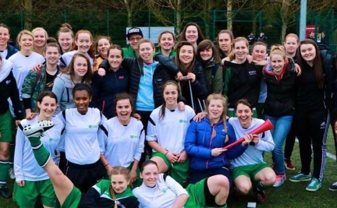 Stirling University Women's Football Club