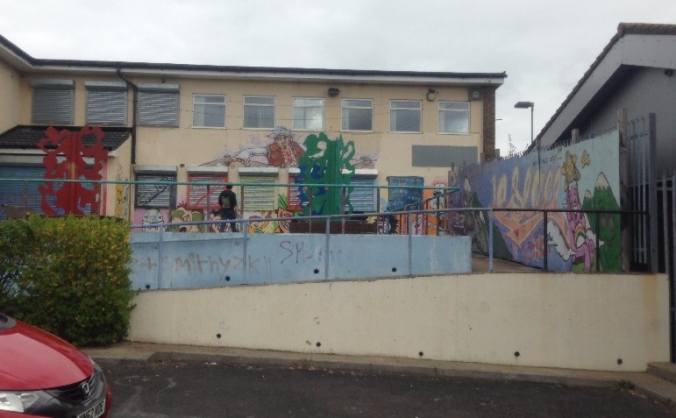 Redecoration of Southmead Youth Centre