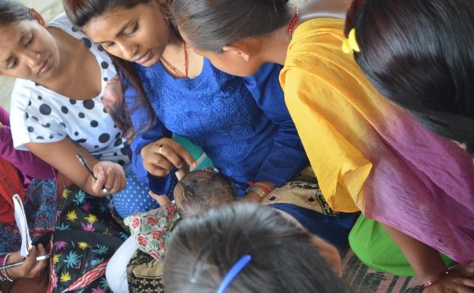Community Health First - Nepal