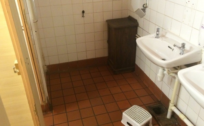 Rowheath Pavilion Community Toilets