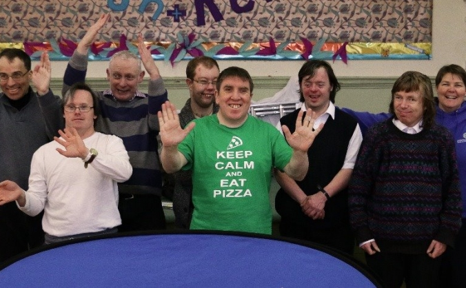Help Simon Kidd  Raise Funds For Disabled People