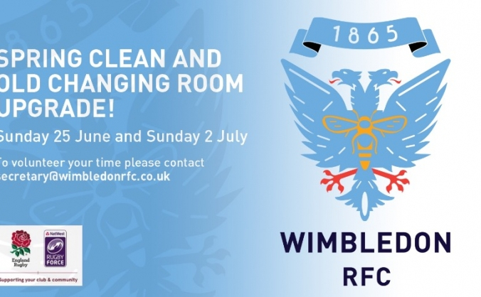 Wimbledon RFC does NatWest Rugby Force 2017