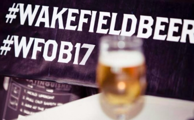Wakefield Festival of Beer 2017