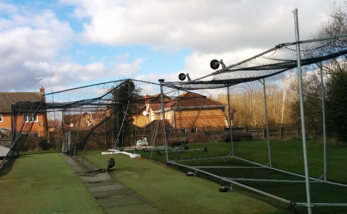 Buckingham Town Cricket Club Nets