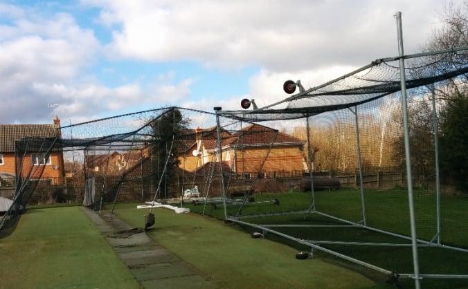 Buckingham Town Cricket Club Nets