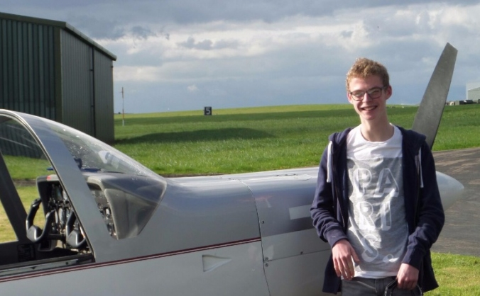 Dafydd's Aviation Fund